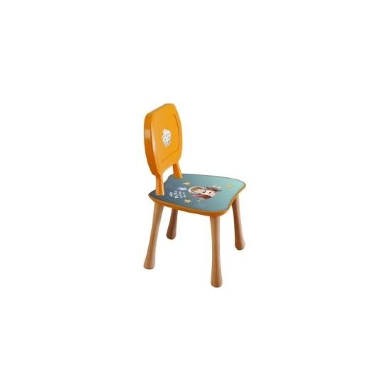 Popcorn Kids Apple Space Sandalyeli Aktivite Sandalye 2 - 6 Yaş