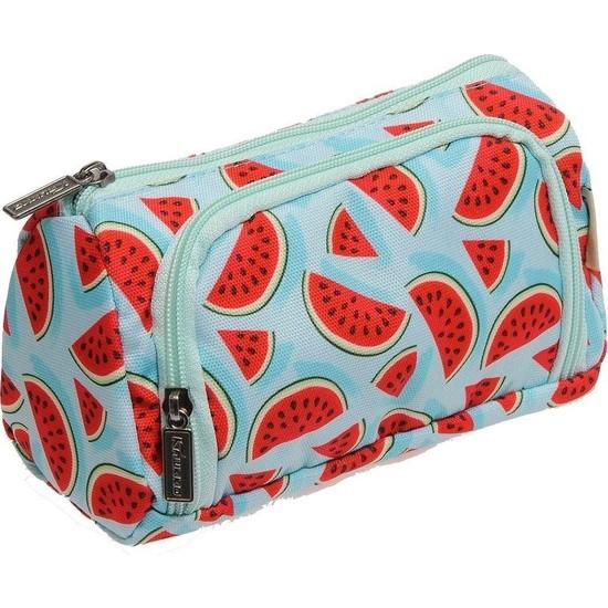 Kaukko Watermelon Kalem Çantası (Kalemlik) K2101