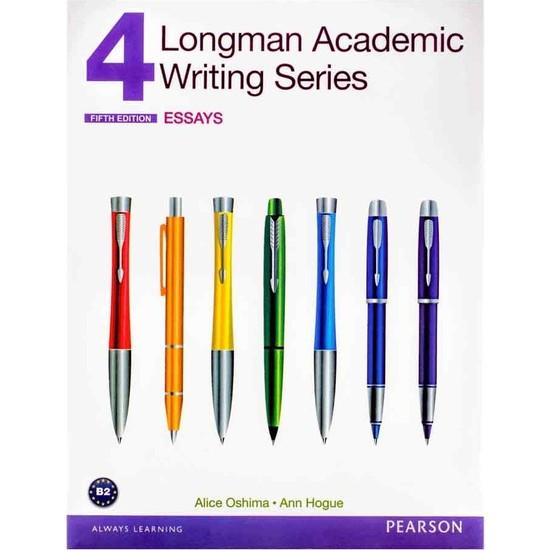 Longman Academic Writing 4