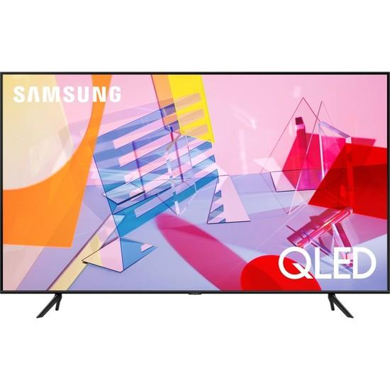 Samsung 55Q60T 55'' 139 Ekran Uydu Alıcılı 4K Ultra HD Smart QLED TV