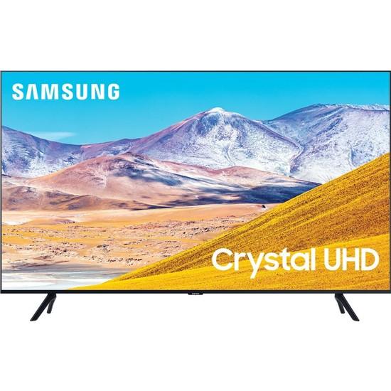 Samsung 55TU8000 55'' 139 Ekran Uydu Alıcılı Crystal 4K Ultra HD Smart LED TV