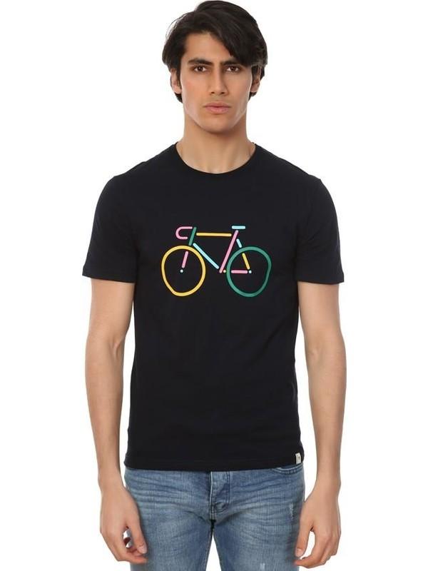 John Frank Eıghty Erkek T-Shirt