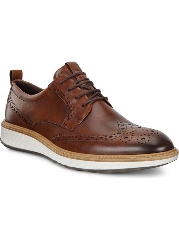 Ecco Erkek Oxford / Ayakkabı 83642401053 Ecco St.1 Hybrid Cognac