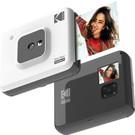 Kodak Mini Shot Combo 3 - C300 Anında Baskı Dijital Fotoğraf Makinesi - Beyaz