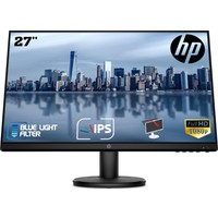 "HP V27i 27"" 60Hz 5ms (HDMI+Analog) Full HD IPS Monitör 9SV94AA"