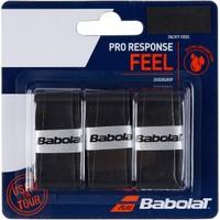 Babolat Pro Response 3'lü Tenis Gribi - Siyah