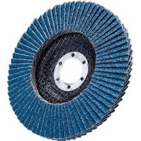 Üçer Zımpara Zirkonyum Flap Disk (STD) Konik T29 - 115 x 22 - 40 Kum
