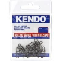 Kendo Rolling Swivel With Nice Snap ( Klipsli Fırdöndü )