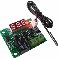 Wd Dijital Termostat 12V Akvaryum,Kuluçka,Buzdolabı Termostat