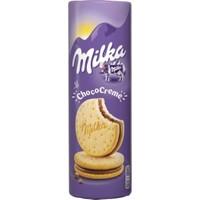 Milka Choco Creme Sütlü Çikolatalı ve Kakao Kreması Dolgulu Bisküvi 260 gr