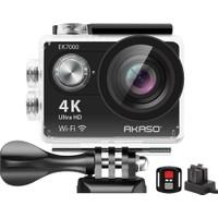 Akaso EK7000 4 K Wifi Action Camera Ultra HD Su Geçirmez Dv Kamera 12MP 170 Derece Geniş Açı