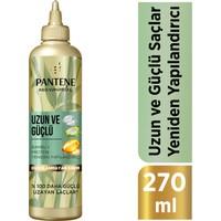 Pantene Uzun ve Güçlü Şekillendirici Krem, Bambu ve Proteinli, 270ml