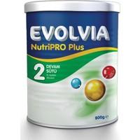 Evolvia Nutripro Plus 2 Devam Sütü 800 gr
