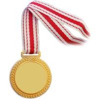 Antalya Dünya Bayrak Etkinliklerde Kullanılabilecek Kişiye Özel Altın Madalya (Baskısız)