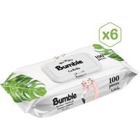 Bumble La Bella 6 Paket 100'lü Islak Mendil