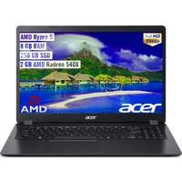 """Acer Aspire A315-42G-R4EN AMD Ryzen 5 3500U 8GB 256GB SSD Radeon 540X Freedos 15.6"""" FHD Taşınabilir Bilgisayar NX.HF8EY.007"""