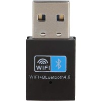 Valkyrie USB Wifi Bluetooth 4.0 Adapter Dongle 150 mt