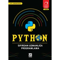 Sıfırdan Uzmanlığa Python Programlama - Atıl Samancıoğlu