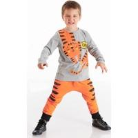 Denokids Minik Tiger Erkek Çocuk Pantolon Takım