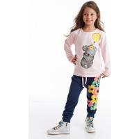 Mushi Balonlu Koala Kız Çocuk Pantolon Takım