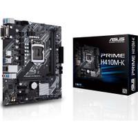 Asus Prime H410M-K Intel H410 DDR4 2933 MHz Lga1200 mAtx Anakart