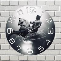 Reklamcım Fil Dekoratif Duvar Saati
