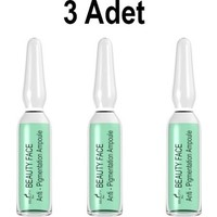 Beauty Face Anti Pigmentation Leke Açıcı Serum 3'lü