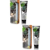 Est Doğal Bambu Aktif Karbonlu Diş Macunu 75ml+DİŞ Fırçası (2 Adet )