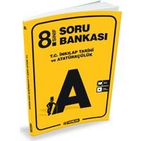 Hız Yayınları 8. Sınıf T.C İnkılap Tarihi ve Atatürkçülük Soru Bankası