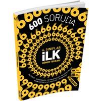 Hız Yayınları 600 Soruda 6. Sınıflar Ilk Dönem Tekrarı