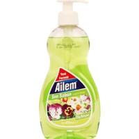 Ailem Sıvı El Sabunu Yeşil Düş Bahçesi Pet 400 ml