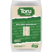 Toru Bahçe Torubahce Süper Karışım Toprak 40 Lt Vermikülit /Hayvansal Gübre Ve Perlit Katkılı