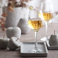 Lav Lal 6lı Kadeh Şarap-Su Kadehi