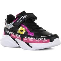 Jump 25791 Tabanlı Cırtlı Kız Çocuk Spor Ayakkabı