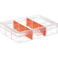 Hipaş Plastik – 9 Bölmeli Kapaklı Organizer Kutu – TK-2092