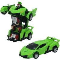 Vardem 1:32 Dönüşebilen Robot Araba Die Cast TIN3881D