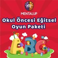 MentalUP Okul Öncesi Eğitsel Oyun Paketi