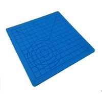 Matafilament Silikon Çalışma Pedi 3D Yazıcı Kalem Mavi