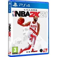 NBA 2K21 PS4 Oyun