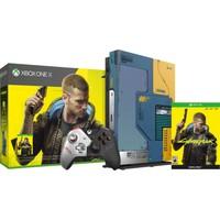 Microsoft Xbox One X 1 TB Cyberpunk 2077 Limited Edition