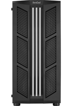 Aerocool Prime RGB v3 600W 80+ Bronze 2x12cm Fanlı RGB Led Şerit USB 3.0 Bilgisayar Kasası (AE-PRM-V3P600BR)