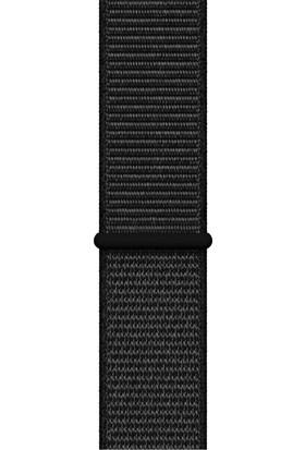 Quse Apple Watch Seri 7 6 5 4 3 2 1 SE 42mm-44mm-45mm Spor Loop Dokuma Kordon