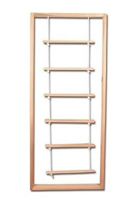 Edutoys Halatlı Tırmanma Merdiveni
