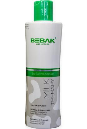Bebak Mılk Therapy Şampuan 220 ml