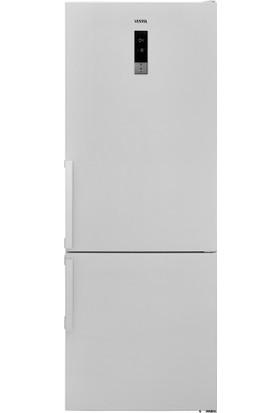 Vestel 540 Lt A++ No-Frost Buzdolabı NFK540 E A++ Gı