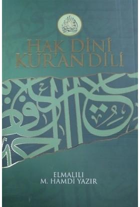 Hak Dini Kur'an Dili (10 Cilt Takım 2.Hamur) - Elmalılı Muhammed Hamdi Yazır