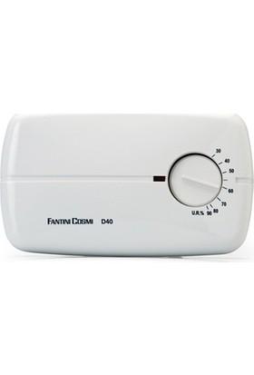 Fantini Cosmo Da40 Elektronik Oda Higrostatı