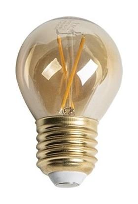 Tekideal Cata Ct 4283 Rustik Led Ampul Gün Işığı