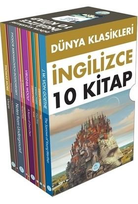 Dünya Klasikleri İngilizce Seti (10 Kitap Takım)