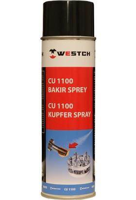 Westch Bakır Spreyi Cu 1100 500 ml